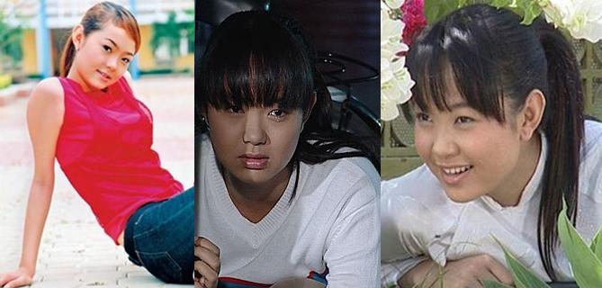 <p> Minh Hằng sinh ngày 22/6/1987. Cô bước chân vào làng giải trí từ năm 16 tuổi với vai trò là thành viên nhóm nhạc học sinh Pha Lê. Năm 2007, ở tuổi 20, Minh Hằng được khán giả chú ý và yêu thích sau bộ phim <em>Gọi giấc mơ về</em>. Trong giai đoạn từ năm 2002 đến 2007, phong cách mặc của người đẹp đơn giản, không ấn tượng.</p>