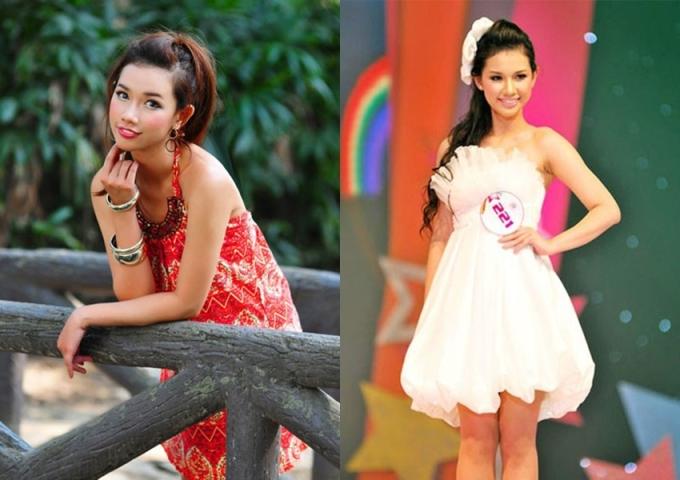 """<p class=""""Normal""""> Từ 2006 đến 2009, Quỳnh Chi làm mẫu ảnh cho các tạp chí tuổi teen. Năm 2009, cô tham dự cuộc thi Miss Teen và để lại dấu ấn bằng phong cách nữ tính pha chút nổi loạn.</p>"""