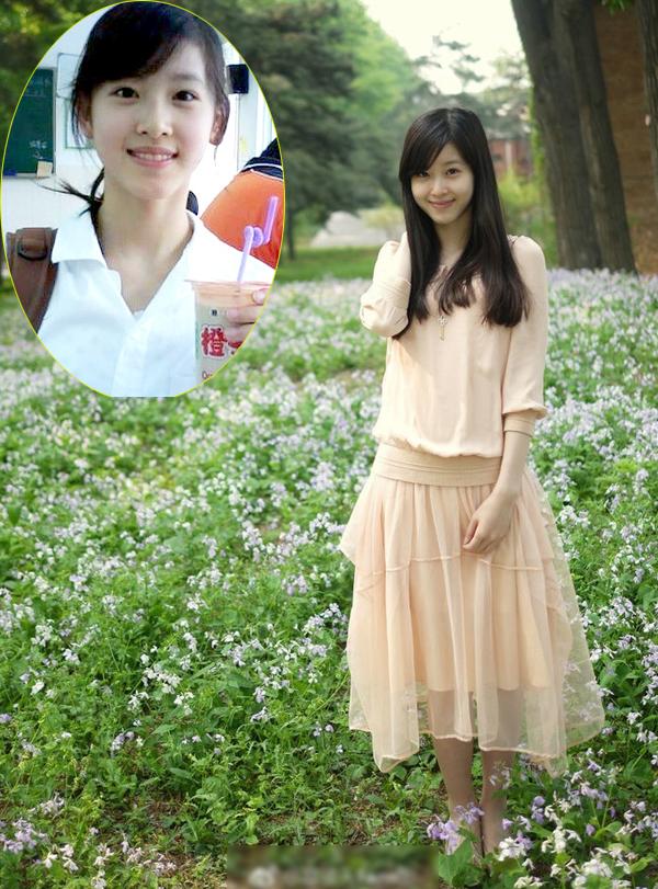 """<p> Chương Trạch Thiên nổi tiếng khắp Trung Quốc từ năm 2009 khi ảnh cô cầm cốc trà sữa lan truyền trên mạng. Trạch Thiên được khen mang vẻ đẹp trong trẻo, duyên dáng. Từ đó, truyền thông và người hâm mộ thường gọi cô bằng biệt danh """"Em gái trà sữa"""".<br /> Bên cạnh ngoại hình xinh đẹp, Trạch Thiên được ngưỡng mộ vì có thành tích học tập tốt. Năm 2011, cô được tuyển thẳng vào Đại học Thanh Hoa - ngôi trường danh tiếng của Trung Quốc. Vì việc học, Chương Trạch Thiên từ chối đóng <em>Kim lăng thập tam thoa</em> của đạo diễn Trương Nghệ Mưu.</p>"""