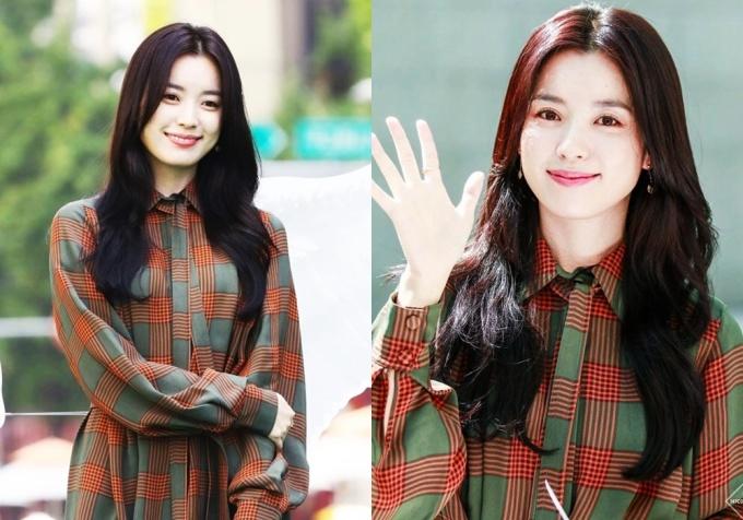 <p> Nhiều fan chia sẻ hình ảnh Han Hyo Joo trên trang cá nhân. Họ nhận xét cô thân thiện, luôn nở nụ cười.</p>