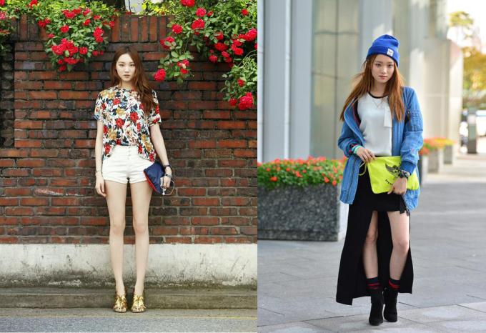 <p> Ngoài đời, Lee Sung Kyung nổi tiếng với gu mặc sành điệu, tạo xu hướng trong giới trẻ. Người đẹp là gương mặt nổi bật của các Tuần lễ thời trang Hàn Quốc, thu hút sự chú ý của cánh săn ảnh mỗi khi xuất hiện.</p>