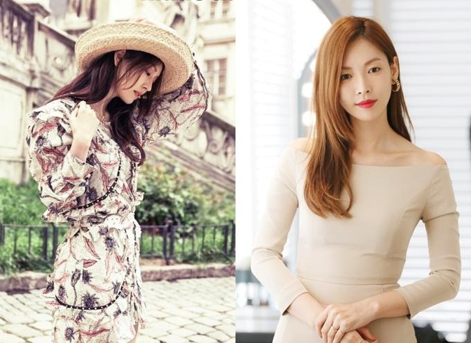 """<p> Vẻ mặn mà của Kim So Yeon từ sau khi kết hôn. Cô khởi nghiệp từ năm 14 tuổi, từng là <a href=""""https://giaitri.vnexpress.net/tin-tuc/gioi-sao/quoc-te/nhan-sac-mot-thoi-cua-ac-nu-dep-nhat-han-quoc-3585841.html?utm_source=search_vne"""" target=""""_blank"""">sao tuổi teen</a> đầu tiên của Hàn Quốc kiếm được 100 triệu won nhờ diễn xuất. Diễn viên ghi dấu ấn với <em>Ngày hôm qua</em>, <em>Bảy cái muỗng</em>, <em>Tình yêu trong sáng</em>, <em>Ánh dương cuộc đời</em>, <em>Nữ công tố sành điệu</em>, <em>Mật danh Iris</em>...</p>"""