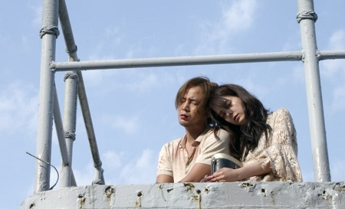 Một cảnh trong phim mới của Kim Ki-duk.
