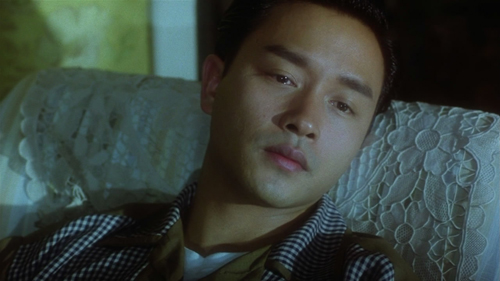 Trương Quốc Vinh trong A Phi chính truyện.