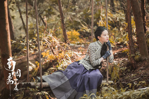 Sau một số phim điện ảnh không được đánh giá cao gần đây như Tam sinh tam thế thập lý đào hoa, Phong hỏa phương phi, Lưu Diệc Phi được khán giảkỳ vọng vớiNam yên trai bút lục.