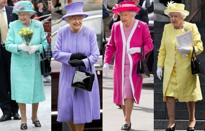 """<p class=""""Normal""""> Ở những năm 2010, phong trào nữ quyền trỗi dậy mạnh mẽ, bà thường chọn những bộ váy suit, đường cắt gọn gàng cùng gam màu rực rỡ mỗi khi xuất hiện trước công chúng.</p>"""