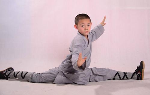Thích Tiểu Tùng là hạt giống của dòng phim võ thuật Trung Quốc.