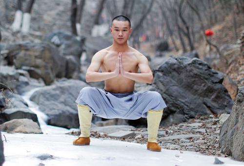 Trần Xánluyện võ Thiếu Lâm.