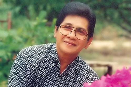 Cố NSƯT Phương Quang.