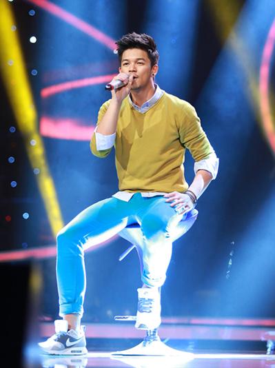Quán quân Vietnam Idol 2015 từng bị trầm cảm sau khi bước khỏi cuộc thi tìm kiếm tài năng.