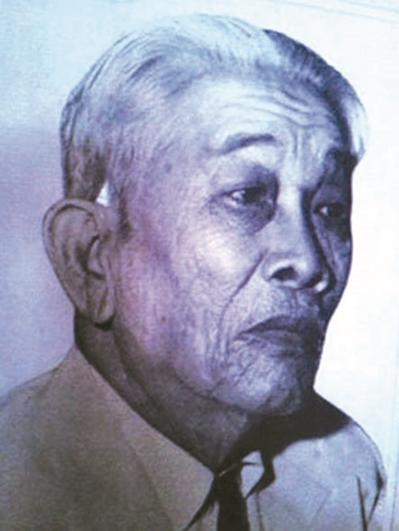 Thầy Năm Tú - người lập ra một trong những gánh cải lương đầu tiên ở miền Nam vào đầu thập niên 1920 và phổ biến cải lương nhờ phát hành đĩa hát. Ảnh tư liệu.