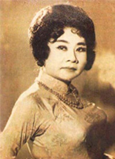 NSND Phùng Há - một trong những tên tuổi đại diện cho thời vàng son của cải lương.Ảnh tư liệu.