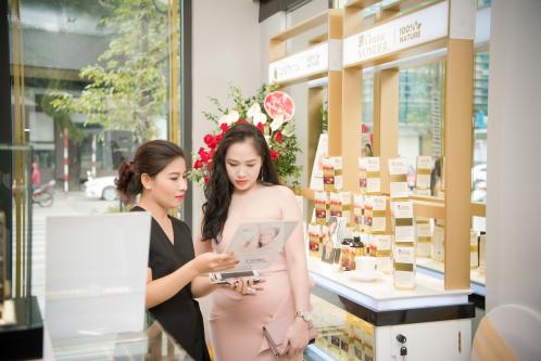 Showroom chăm sóc sắc đẹp 200m2 của H&H tại Quảng Ninh - 4