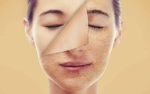Ở tuổi 30, độ căng mịn của da sẽ giảm đi rõ rệt, lỗ chân lông to hơn và các nếp nhăn xuất hiện rõ ràng hơn.