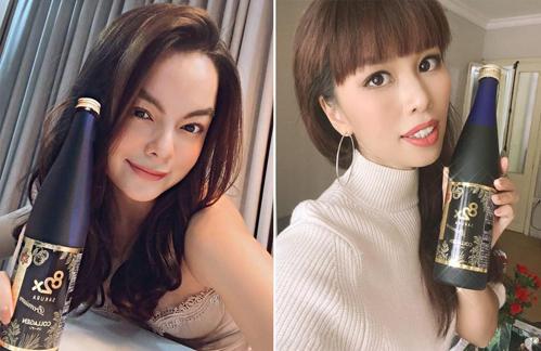 Phạm Quỳnh Anh và Hà Anh là những bà mẹ luôn biết cách dành thời gian và sự nâng niu cho bản thân mình. Đó cũng là lý do họ được 82X lựa chọn làm 2 gương mặt đại diện đề truyền tải thông điệp Yêu bản thân, không ngại thay đổi