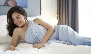 Sao Việt dưỡng da với nước uống làm đẹp từ Nhật