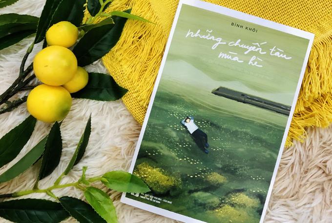 Sách Những chuyến tàu mùa hè do NXB Văn hóa - Văn nghệ phát hành tháng 5,