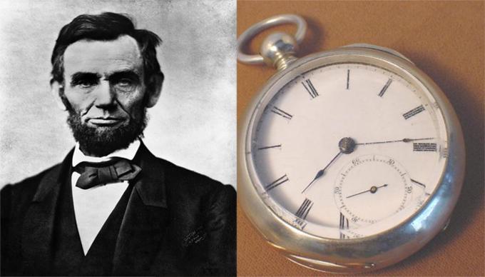 Chiếc Waltham sản xuất năm 1863 từng được Abraham Lincoln đeo trong quá trình đương nhiệm. Theo cuốn Abraham Lincoln: The War Years (tập3), năm 1864, tổng thống đã tặng chiếc đồng hồ Ellery cho dì ông- bà Dennis Hanks. Đồng hồ của Lincoln còn được gọi Wm.Ellery - tên thành viên Quốc hội Châu lục và những người ký tên vào bản Tuyên ngôn độc lập. Những chiếc Ellery giá không đắt, chắc chắn, sản xuất hàng loạt, bước đầu thúc đấy quá trình công nghiệp hóa ngành đồng hồ. Từ 1856, khi nội chiến Mỹ kết thúc, Waltham vươn lên thành đối thủ cạnh tranh với các hãng Thụy Sĩ nhờ sở hữu kỹ thuật tiên tiến, sản xuất số lượng lớn đồng hồ mà vẫn giữ độ chính xác cao.