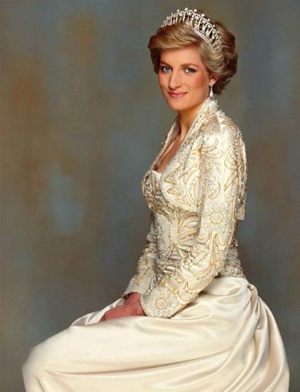 Công nương Diana trong giai đoạn đầu thập niên 1990. Ảnh: Yahoo.