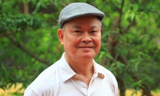 Nghệ sĩ Khôi Nguyên khi còn sống. Ảnh: Gia đình cung cấp.