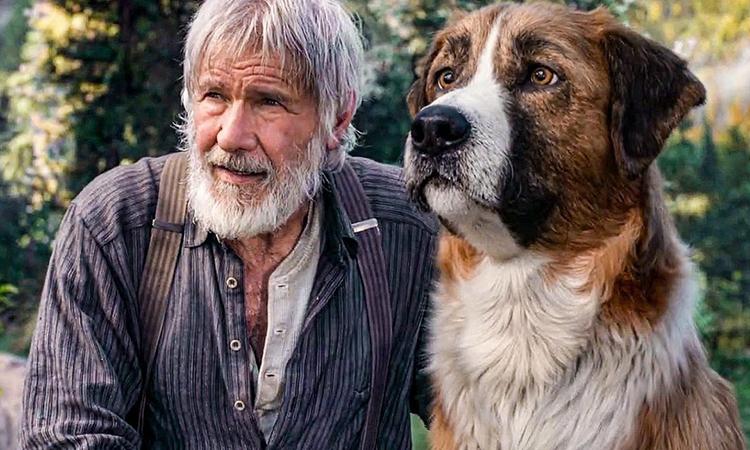 Diễn viên đóng thế vai chó trong 'Tiếng gọi nơi hoang dã' - VnExpress