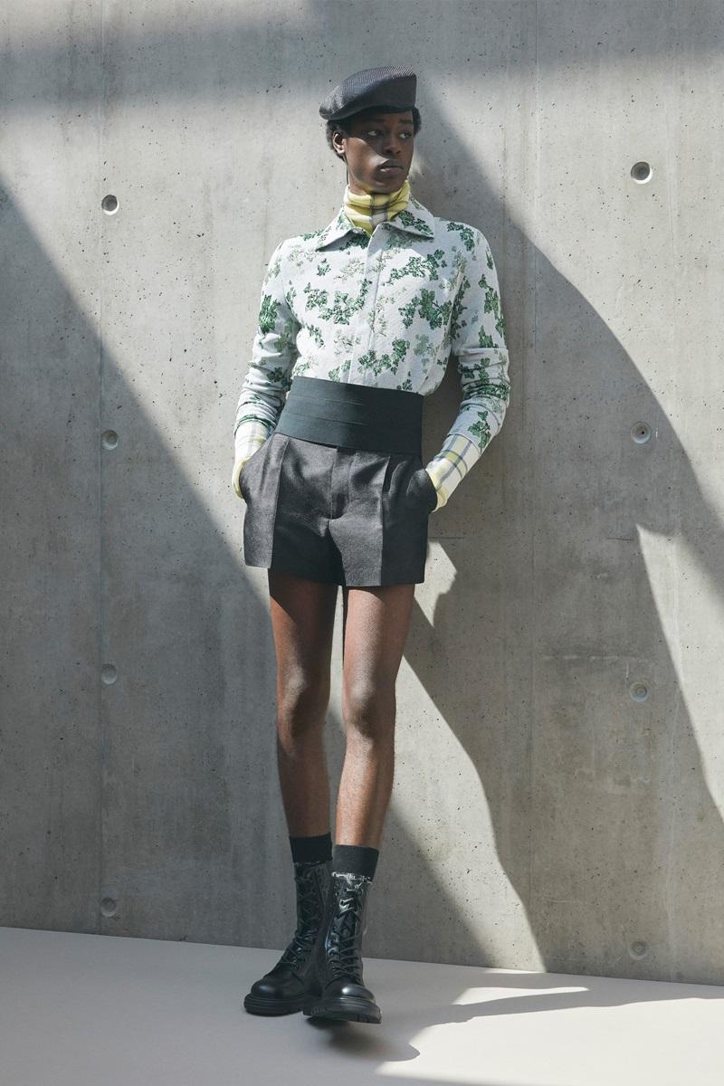 Dior chọn toàn người mẫu da màu 2