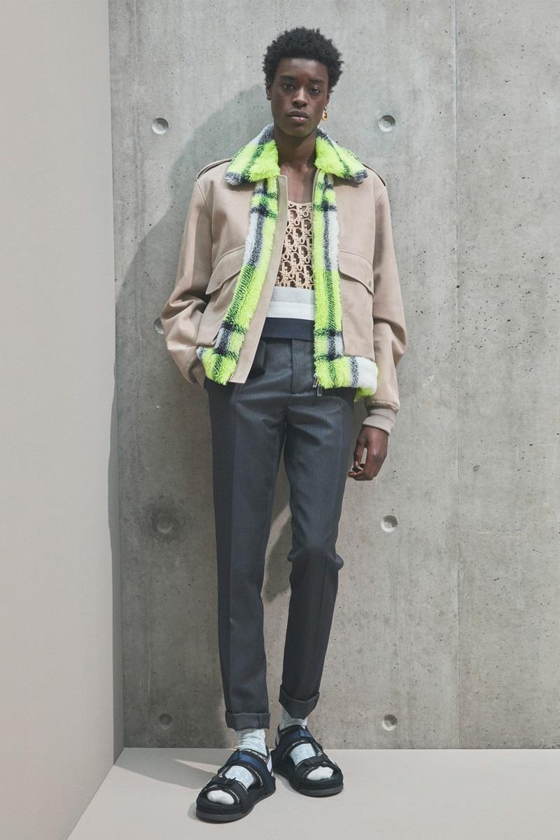 Dior chọn toàn người mẫu da màu 3
