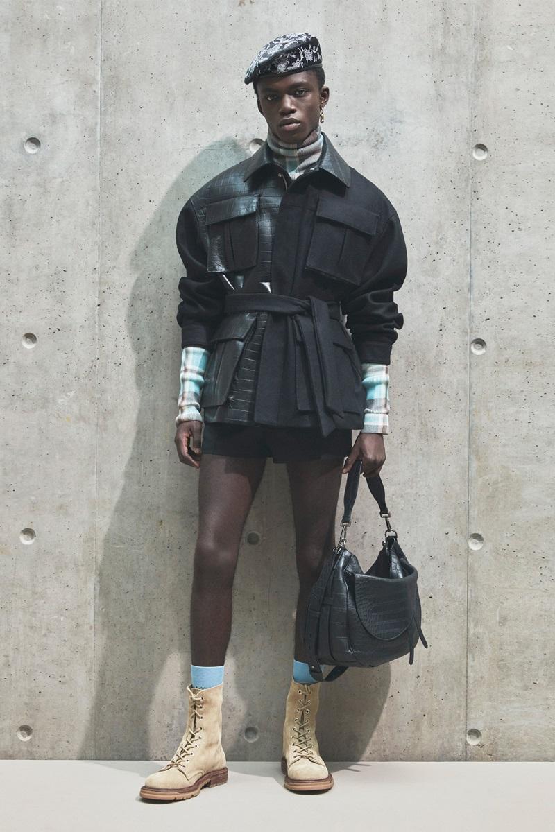 Dior chọn toàn người mẫu da màu 4