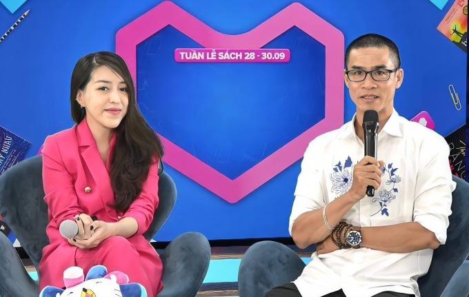 Từ trái qua: Phan Ý Yên, Phong Việt.