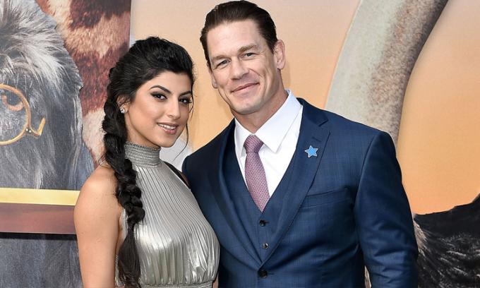 John Cena và bạn gái