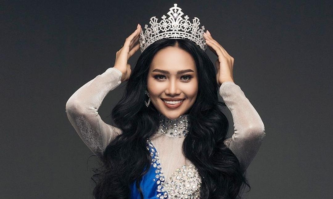 Nhan sắc đại diện Myanmar tại Miss Grand