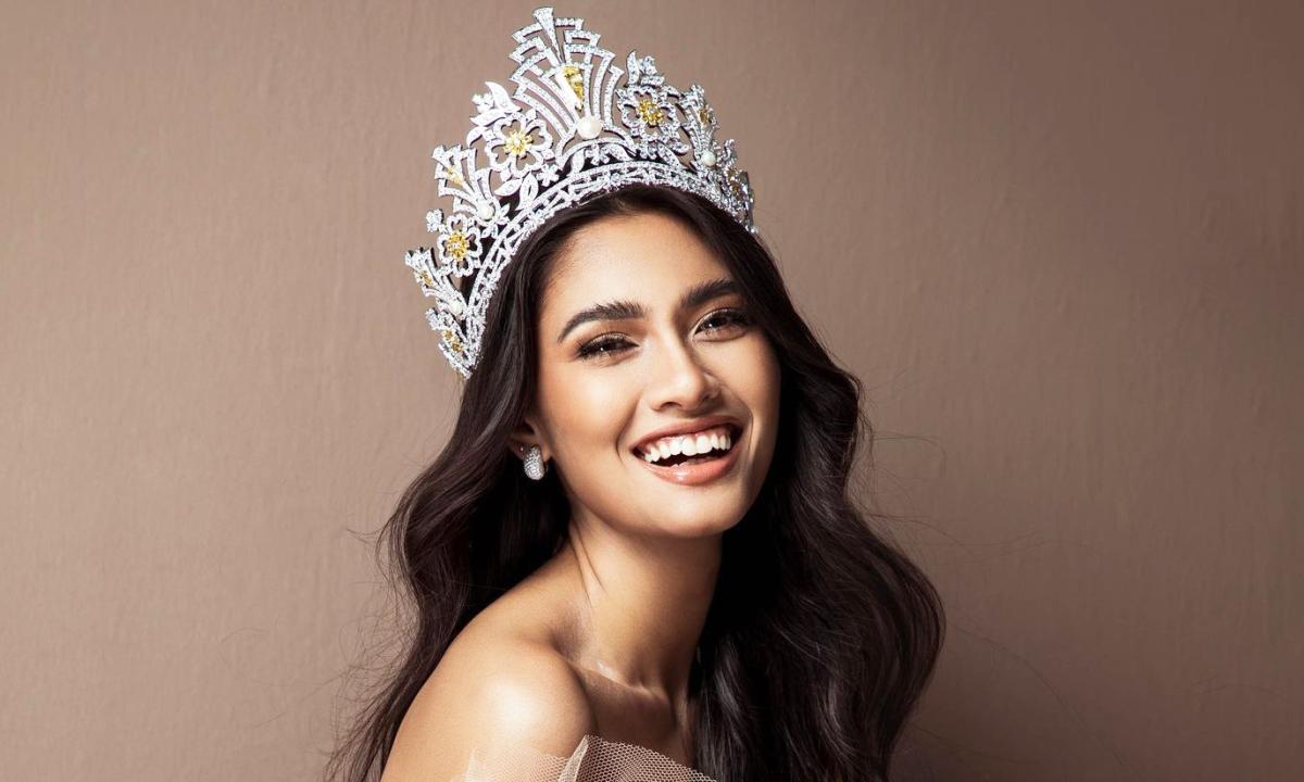 Sắc vóc đại diện Myanmar tại Miss Universe