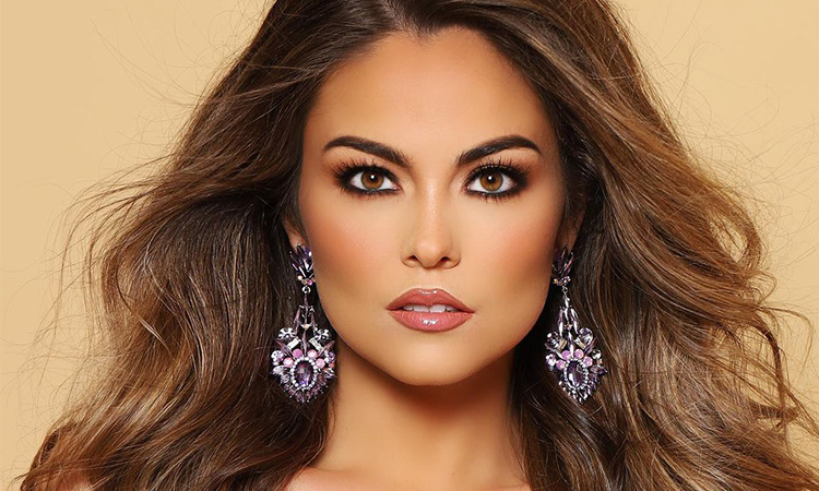 Sắc vóc tân Hoa hậu Trái đất Mỹ