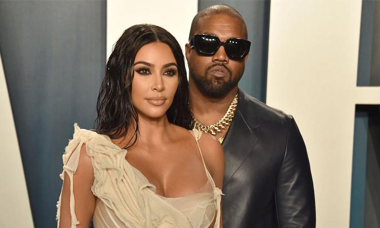 Kanye West nhường nhà cho Kim Kardashian