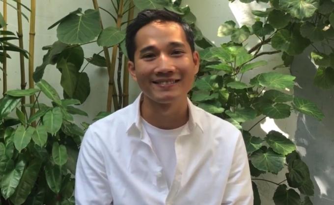 Đạo diễn Lê Bảo sinh năm 1990 tại TP HCM, là một nhà làm phim độc lập. Ảnh: Youtube Berlinale.