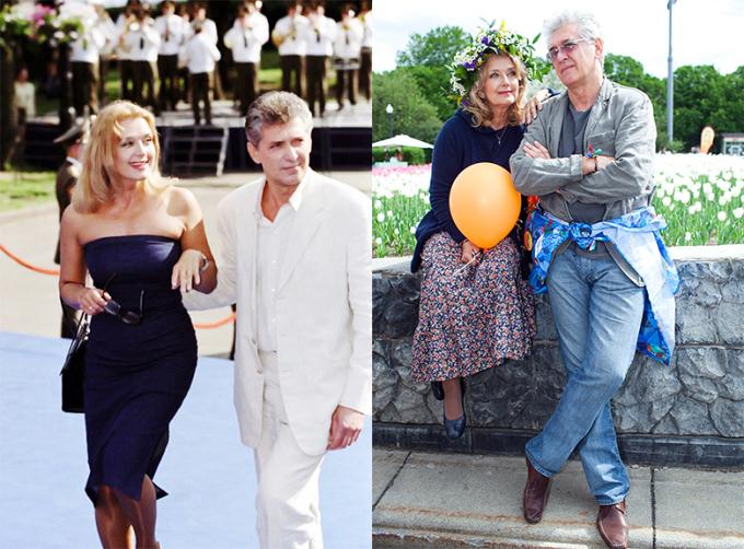 Vợ chồng Irina Alferova - Sergei Martynov gắn bó 26 năm. Trên Kulturologia, nữ diễn viên từng cho biết chán nản, tuyệt vọng vì hai cuộc hôn nhân đầu đều đau khổ. Sergei Martynov làm bà có niềm tin vào tình yêu. Sergei Martynov cho tôi cảm giác tin cậy, an toàn. Anh ấy còn làm tôi tự tin, khích lệ tôi trong sự nghiệp, bà nói. Nghệ sĩ cho biết tình yêu của Sergei Martynov cùng hạnh phúc gia đình giúp bà giữ được tâm hồn tươi trẻ.