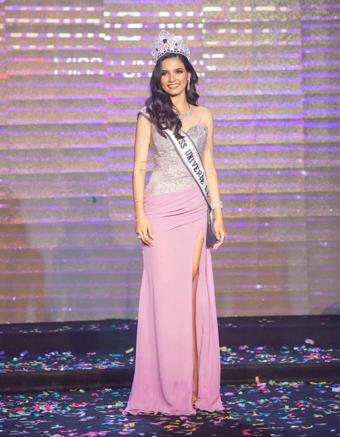 Tân Hoa hậu Hoàn vũ Lào - 1