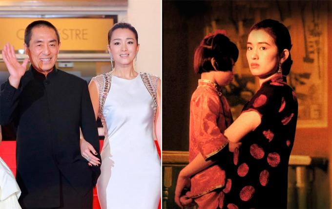 Trương Nghệ Mưu, Củng Lợi hợp tác 9 phim