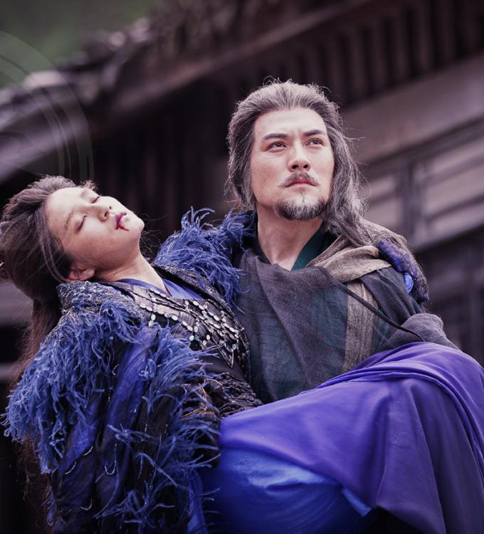 Tạo hình Mai Siêu Phong và Hoàng Dược Sư, phim phát trực tuyến từ 10/6.