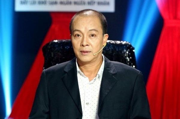 Nghệ sĩ Đức Hải làm giám khảo nhiều game show khi chuyển vào Nam hoạt động. Ảnh: Trần Hải.