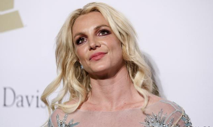 Sao Hollywood ủng hộ Britney Spears