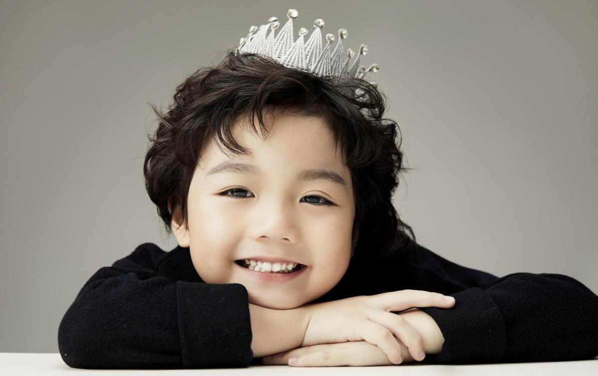 Diễn viên 5 tuổi 'hớp hồn' khán giả - Ảnh 5
