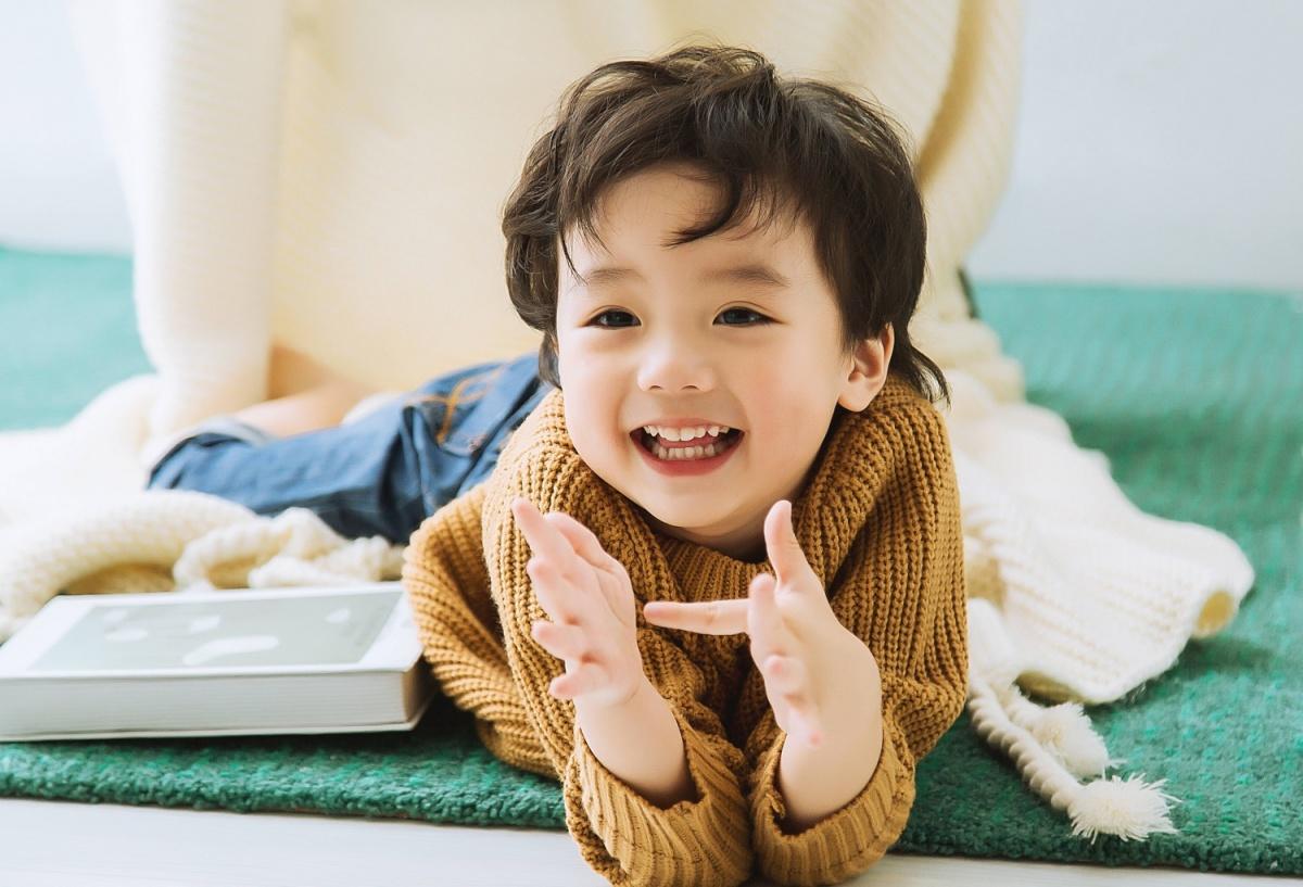 Diễn viên 5 tuổi 'hớp hồn' khán giả - Ảnh 6