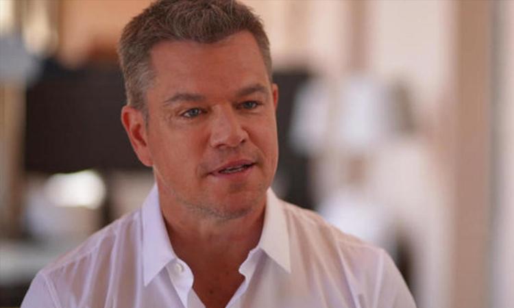 Matt Damon: 'Con gái ghét phim của tôi'
