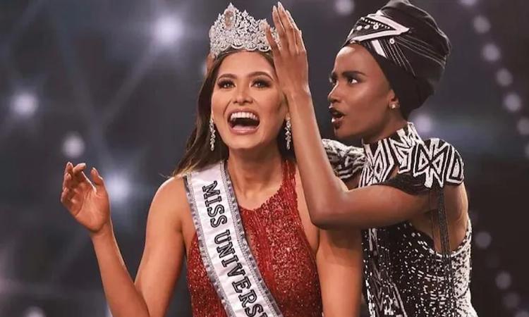 Hoa hậu Hoàn vũ 2021 diễn ra vào tháng 12