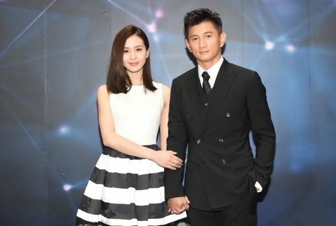 Vợ chồng Ngô Kỳ Long, Lưu Thi Thi.  Ảnh: Sinchew.