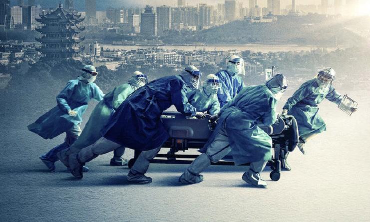 Phim về chống dịch ở Vũ Hán thu 154 triệu USD