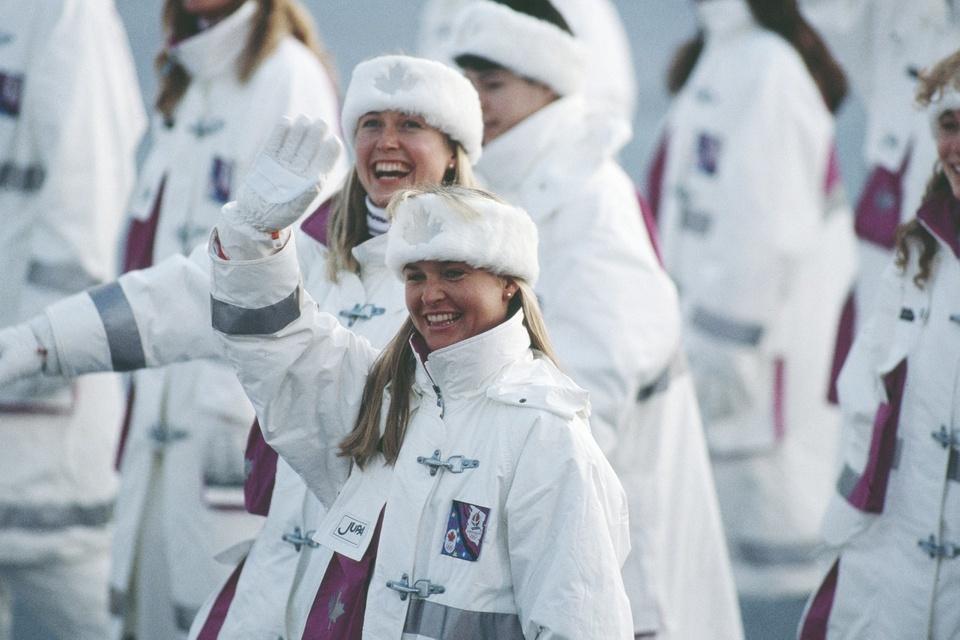 Những bộ đồng phục đẹp trong lịch sử Olympic - Ảnh 5