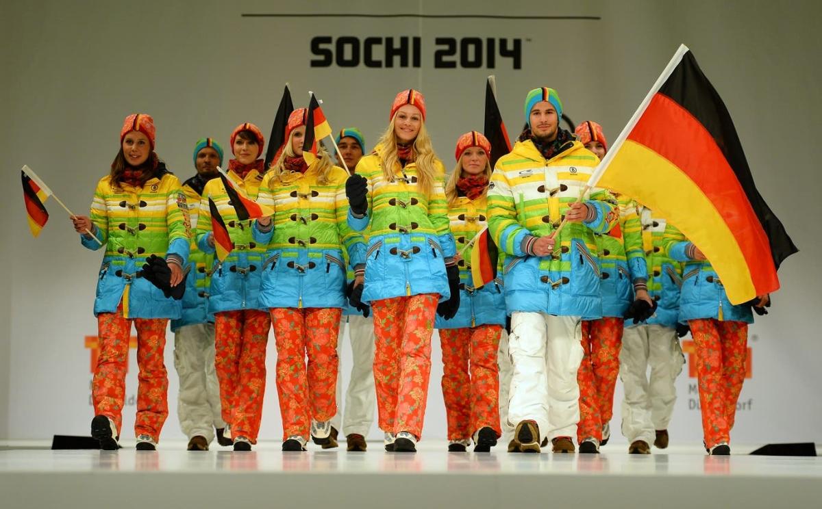 Những bộ đồng phục đẹp trong lịch sử Olympic - Ảnh 8