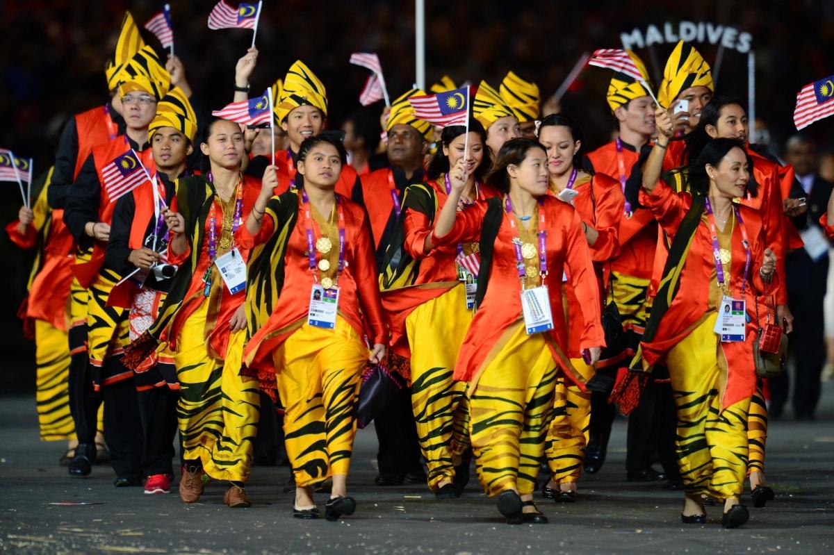 Những bộ đồng phục đẹp trong lịch sử Olympic - Ảnh 7